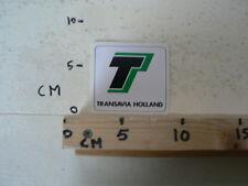 STICKER,DECAL TRANSAVIA HOLLAND T AIRLINES C VLIEGEN