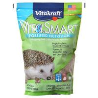 Vitakraft VitaSmart Hedgehog Food - High Protein Insect Formula
