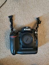 Nikon D D2H 4.1MP Digital SLR Camera - Black (Body Only)