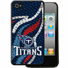 NFL TENNESSEE TITANS PHONE COVER FOR iPHONE 4 & 4S BRAND NEW FACTORY SEALED