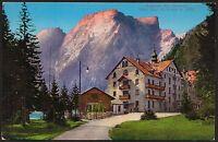 AX0080 Bolzano - Provincia - Dolomiti - Val Pusteria - Lago di Braies - Hotel