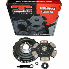 COMPETITION CLUTCH KIT STRIP SERIES 6 PAD INTEGRA 94-01 CIVIC DEL SOL 94-97 1.6L