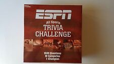 Espn All Sports Trivia Challenge game Usaopoly New Sealed! (A)