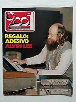 RARE CIAO 2001 4-1974 TERRY RILEY-GREENSLADE-PINK FLOYD-BERNIE TAUPIN-GRAC SLICK