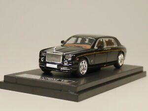 Master 1:64 Rolls-Royce Phamton VII Diecast model car