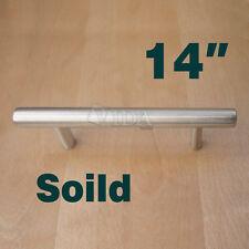 """2"""" - 36"""" Modern Stainless Steel Kitchen Cabinet T Pulls Handles knobs Hardware"""
