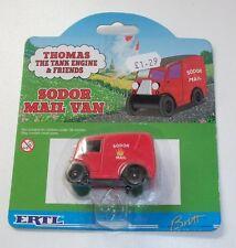 1999 Thomas the Tank Engine - SODOR MAIL VAN - Brand New - MOC - MOSC