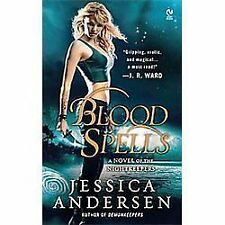 Final Prophecy: Blood Spells : A Novel of the Nightkeepers 5 by Jessica Anderse…
