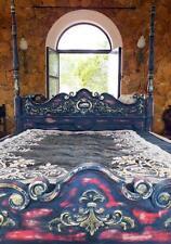 HIMMELBETT BETT EDELHOLZ HOLZ ROYAL KING BED LETTO LIT CAMA ALT ANTIK ANTIQUE?