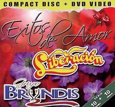 Liberacion : Exitos De Amor CD