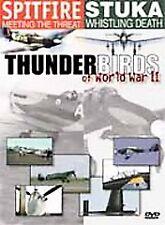 Thunderbirds of World War II: Stuka/ Spitfire (DVD, 2001)