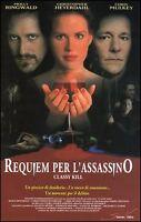 REQUIEM PER L'ASSASSINO  di Douglas Jackson DVD NUOVO