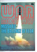 War Monthly Magazine - February Volume 7 Number 1