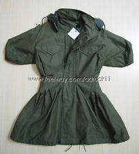 [Comme des Garcons] Junya Watanabe Military Khaki Dress Jacket / New with Tags