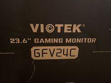 Viotek GFV24C 144HZ 1080p  24 inch gaming monitor (AMD FREESYNC)