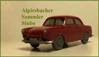 A.S.S WIKING ALTER VW 1500 / 1600 STUFE WEINROT GK 40/12C CS 307/1A 1.W TOP
