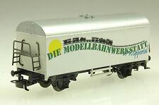 """Märklin H0 Werbewagen Kühlwagen """"Die Modellbahnwerkstatt"""" (Arti.-Nr.4415)"""
