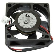 NEW 36mm*12mm Delta AFB03512HA-S16R 12V/9VDC Double Ball Bearing Fan 2pin/Wire