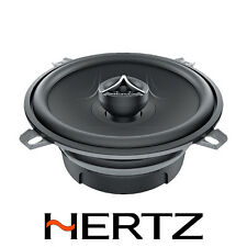 "HERTZ ENERGY ECX130.5 5.25"" 13CM 100W WATT 2 WAY COAXIAL CHEAP CAR SPEAKERS KIT"