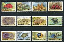 Barbados 640-659, MNH, Marine Life Fish, 1969. x18761