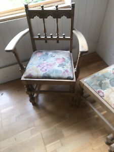 Ercol Old Colonial Yorkshire Dining Chairs x 6