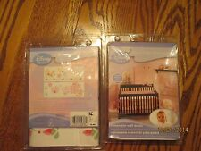 Disney Baby Princess LOT OF 2 Little Dreamer Removable Wall Decals, NWT