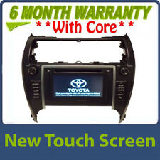 REMANUFACTURED 2014 TOYOTA Camry Bluetooth AUX USB Radio Stereo CD Player 100201