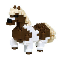 NEW NANOBLOCK PONY Nano Block Micro-Sized Building Blocks Nanoblocks NBC-221