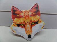 FABULOUS ACRYLIC FOX BROOCH!