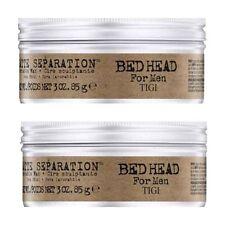 Tigi Bed Head - 2 x 85 g - Matte Separation Workable Wax B for Men