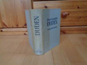 @ DER GROSSE DUDEN – Fremdwörterbuch @ 1966 @ BS