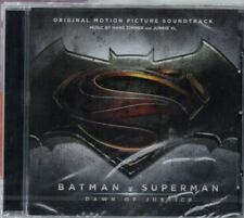 Batman Superman V-Dawn of Justice-colonna sonora est-CD-Nuovo/Scatola Originale