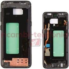 telaio centrale compatibile per Samsung G950 Galaxy S8 nero cornice middle frame