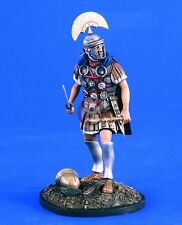 Verlinden 90mm (1/18) Roman Centurion Vignette with Base [Resin Figure kit] 2147