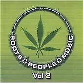 Various Artists - Roots People Music Vol. 2CD - Mint - Sealed ATTACKCD007