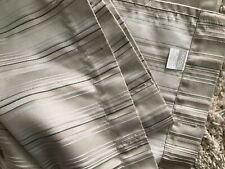 Croscill Striped Light Green Shower Curtain