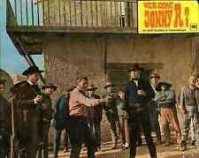 LEX BARKER Wer Kennt Jonny R lobby card vintage western Aushangfoto stills