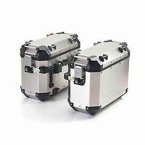 TRIUMPH TIGER 1200 EXPEDITION PANNIERS - SILVER A9500860