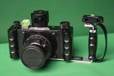 Fotoman 612 Medium Format Panorama Camera with Nikkor-Sw 75mm large format lens