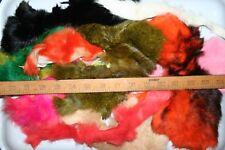 Fly Tying Hareline Rabbit Skin Offcuts Bag