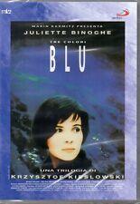 TRE COLORI - FILM BLU - DVD (NUOVO SIGILLATO) K. KIESLOWSKI