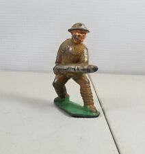 1940'S Barclay Manoil Soldier Lead Soldier Missile Man 27. 41B