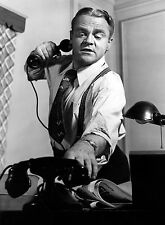 PHOTO FEU SUR LE GANG  - JAMES CAGNEY (P3) FORMAT 20X27 CM