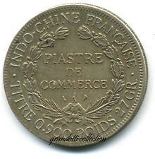 PIASTRE DE COMMERCE 1908 INDO CHINE FRANÇAISE COPIA MONETA COPIE COPY COIN