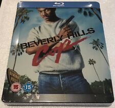 Beverly Hills Cop Steelbook - UK Exclusive Limited Edition Blu-Ray