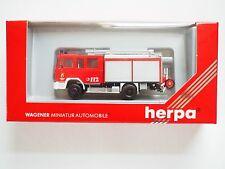 HERPA 1:87 MAN Nr. 041447 / 866009 Feuerwehr Modellauto