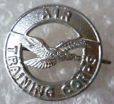 Badge- Air Training Corps Cap Badge (Chrome)