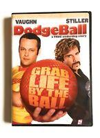 DODGEBALL: A TRUE UNDERDOG STORY DVD Movie Full Screen * New, Free Shipping! *