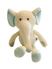 Tommee Tippee Stuffed Animal Elephant White Hypoallergenic Baby Plush Toy