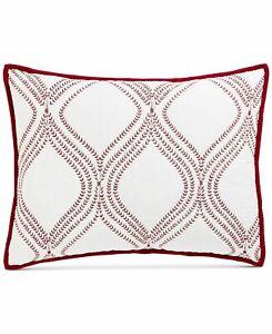 Martha Stewart Shams 100% Cotton Standard Quilted Shams